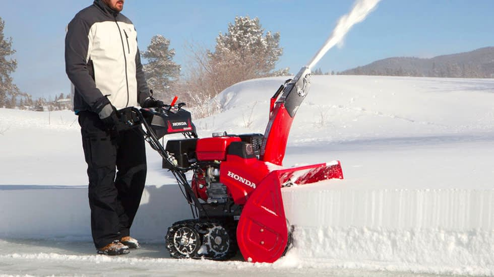 Choosing The Right Snow Blower