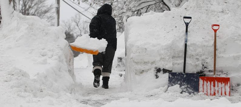 Planning It All Tips for Shoveling Snow