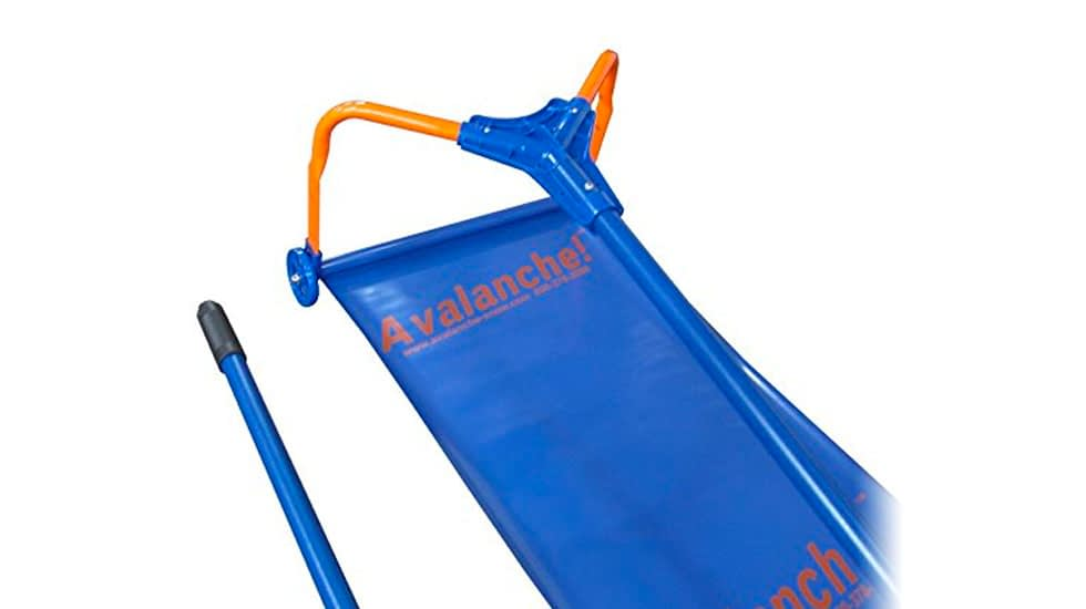 Avalanche Snow Roof Rake & Snow Removal System