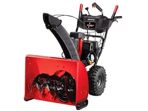 What are Two and Three-Stage Snow Blowers