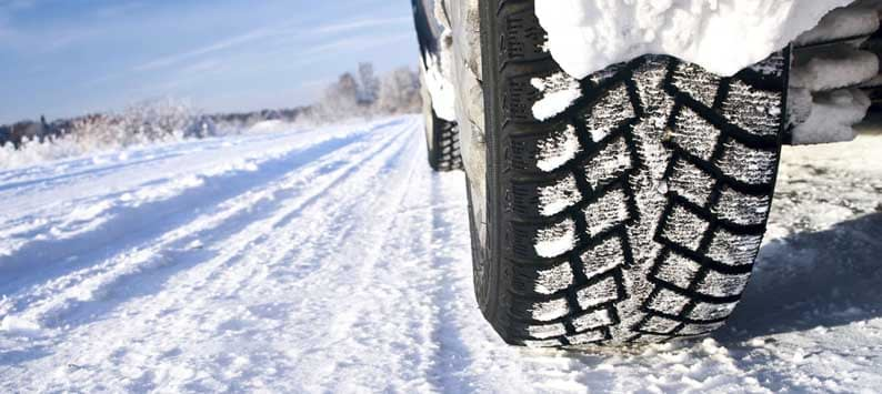 What Should I Look for When Choosing a Set of Winter Tires