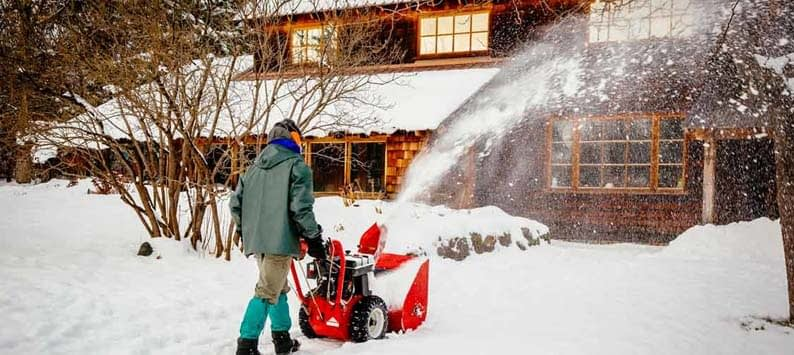 Worst Time to Buy a Snow Blower