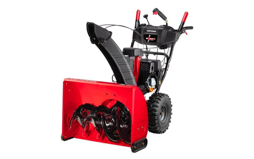 Craftsman 24 Inch Snow Blower Review
