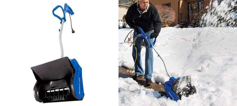 5. Snow Joe 323E Electric Snow Shovel