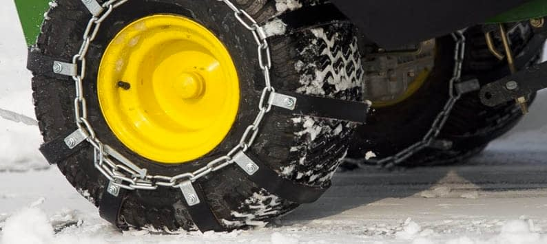 Snow Blower Tire Chain Deals