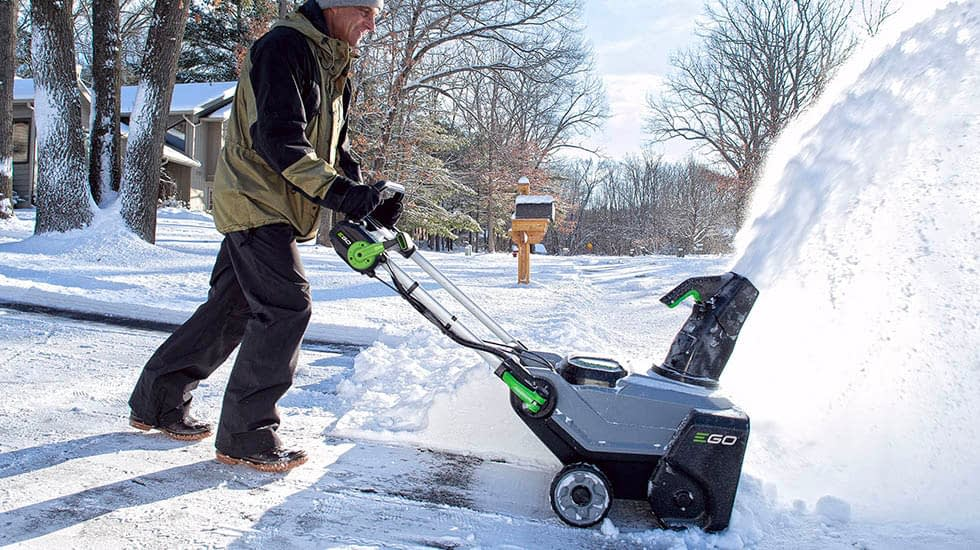 Gas or Corded Snow Blower