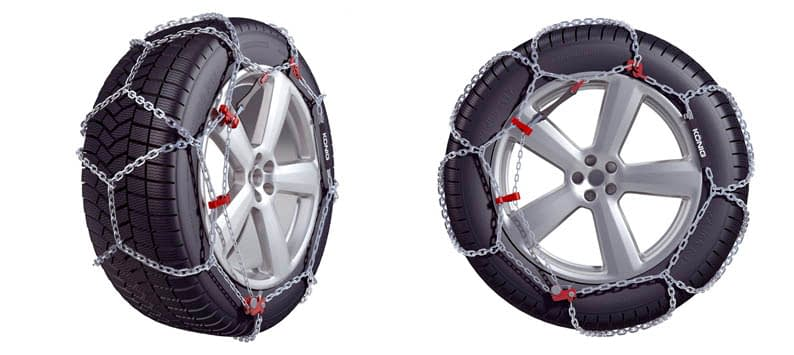 4. Konig XB-16 247 Snow Chains Review