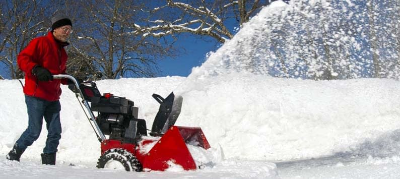 Snowblower Black Friday Offers