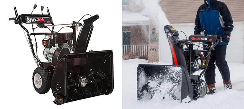 6. Ariens Sno-Tek 920402 Snow Blower Review