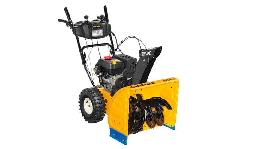 Cub Cadet Snow Blower Review