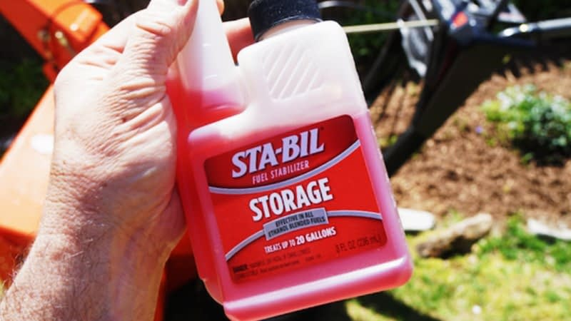 5. Try Using A Fuel Stabilizer