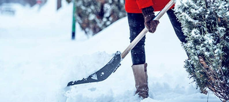 Additional Tips For Shoveling Snow