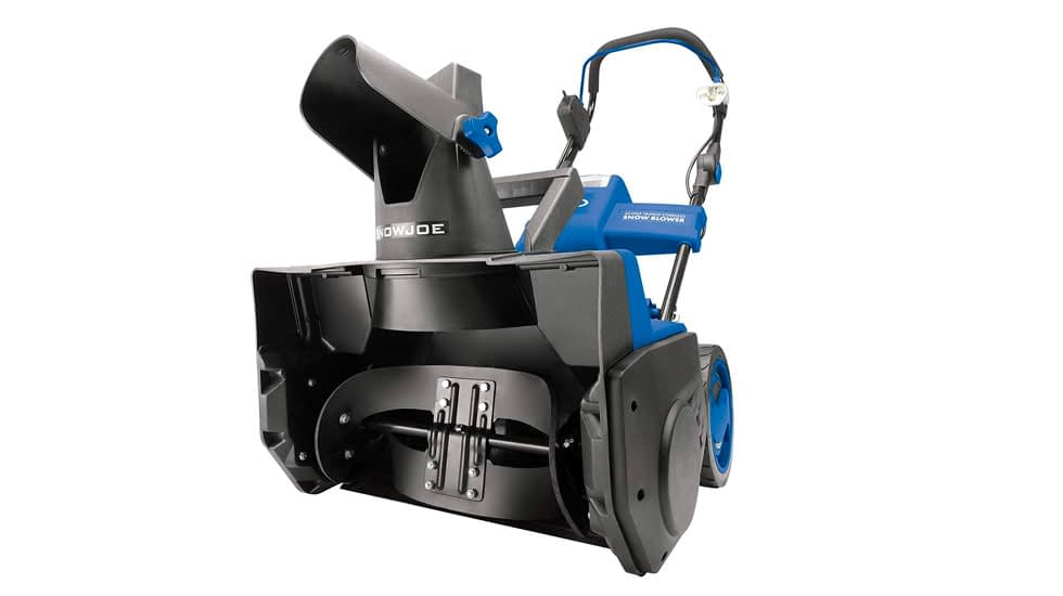 Snow Joe iON18SB Snow Thrower Review
