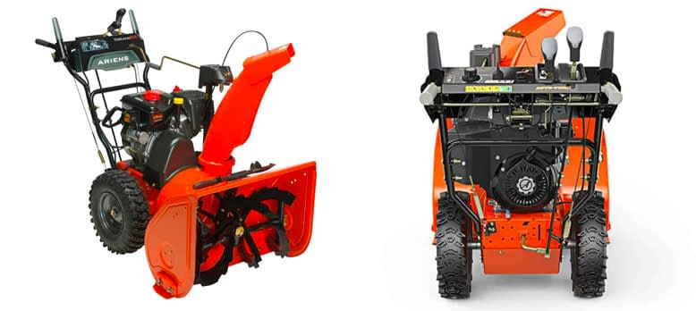 Ariens ST24LE Deluxe 24 Two-Stage Snow Blower Review