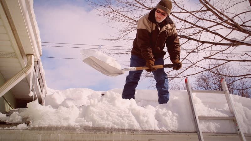 What NOT To Do When Removing Ice Dams