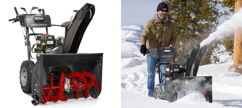 Briggs & Stratton Dual-Stage 1227 MD Commercial Snowblower