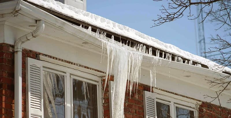 What Damage Can Ice Dams Cause To Your Home