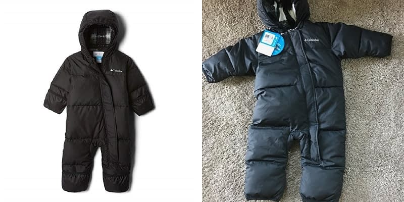 Columbia Baby Snuggly Bunny Bunting Snowsuit