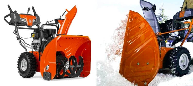 7. Husqvarna ST230P Snow Blower Review