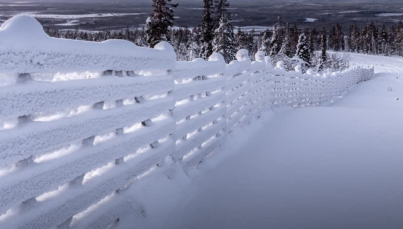 How-a-Snow-Fence-Works
