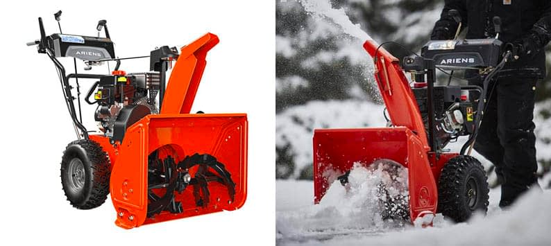 5. Ariens Compact 24″ Snowblower Review