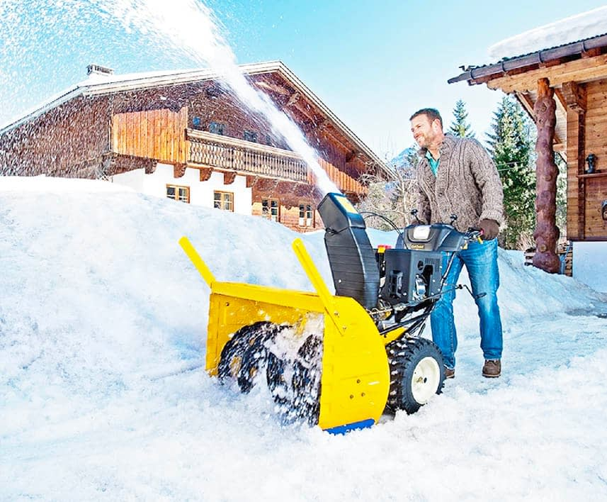 Cub Cadet 524 Snow Blower Review