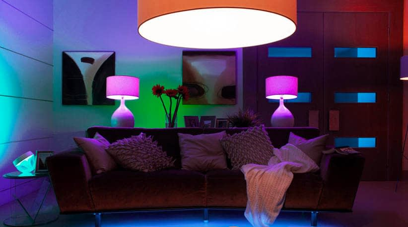 Home Automation with Smart Lighting