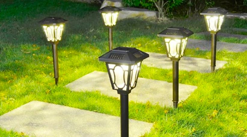 How To Choose The Best Solar Pathway Lights