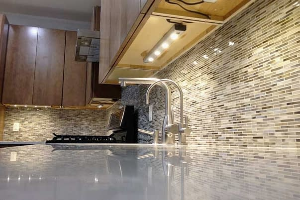 """Commercial Electric 12/"""" Inch LED Under Cabinet Task and Accent Light Kit"""