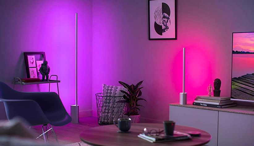 Cool Effects with Smart Light Bulbs
