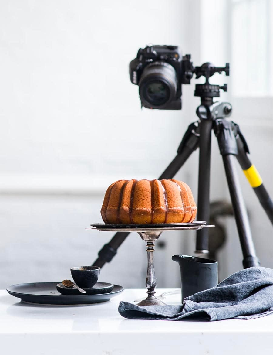 Using a Tripod for Product Photography