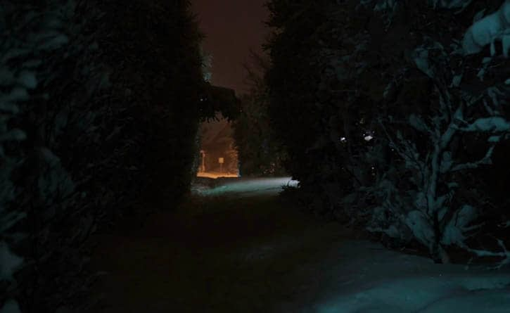 Accessing Your Outdoor Lighting