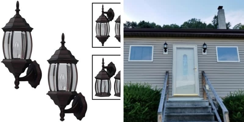 How Plumb Vicotorian-Style Outdoor Sconce