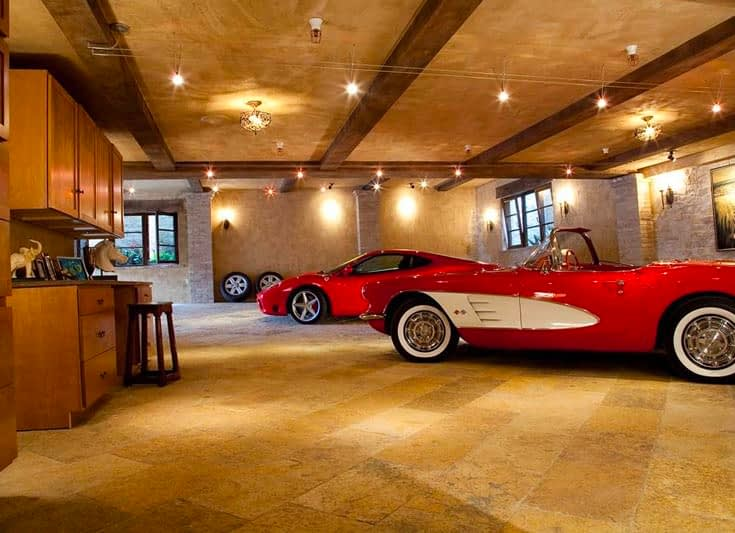 Rich Peoples Garages