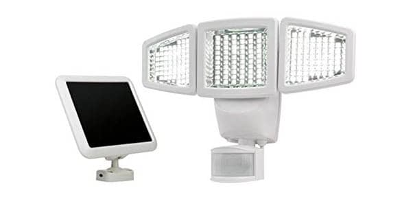 4. Sunforce 82183 Motion Sensor Flood Light