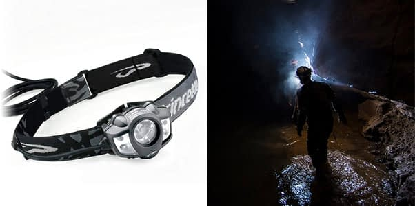 9. Princeton Tec Apex Extreme LED Headlamp