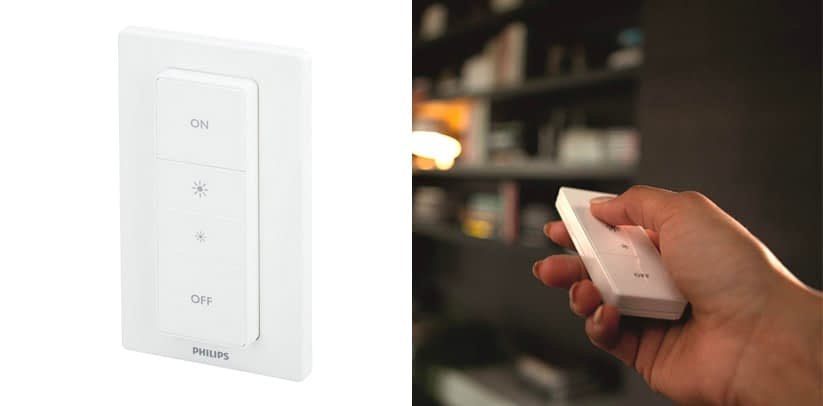 2. Top Value - Philips Hue Smart Dimmer Switch