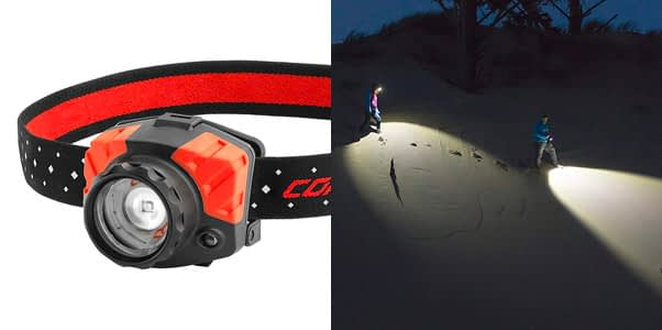 2. Coast FL85 Dual Focus LED Headlamp