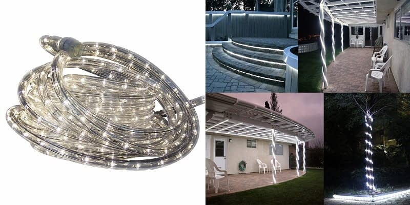 Direct Lighting Expandable Heavy Duty Rope