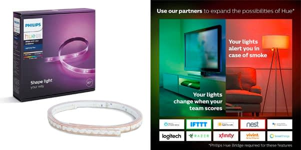 8. Philips Hue Ambiance Light Strip Review