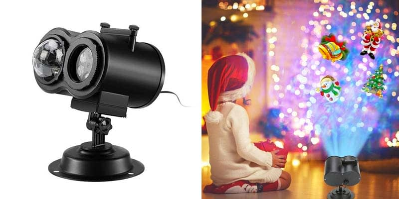 LED Christmas Projector Lights