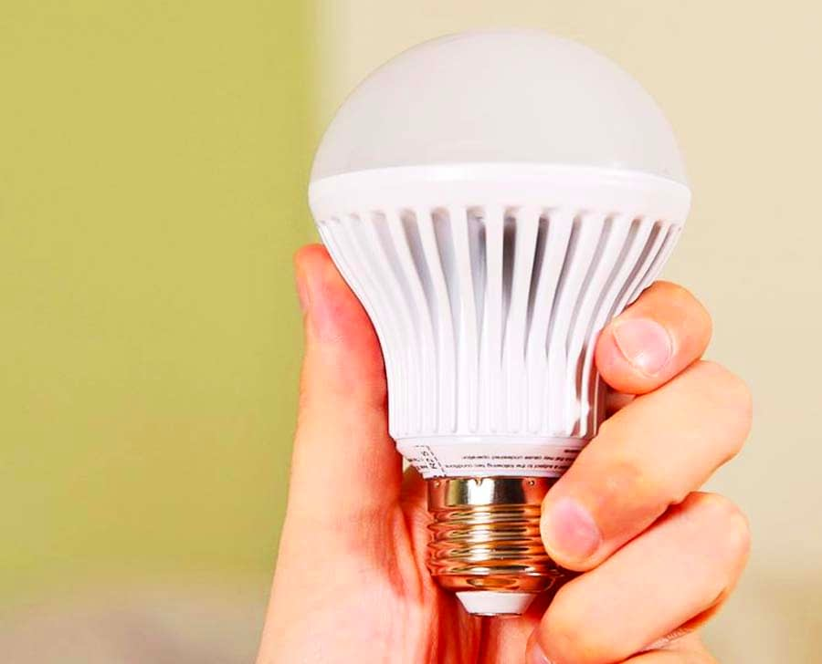 Can You Touch an LED Light Bulb