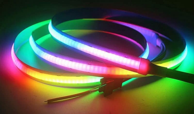 How to Make DIY LED Strip Light Diffusers