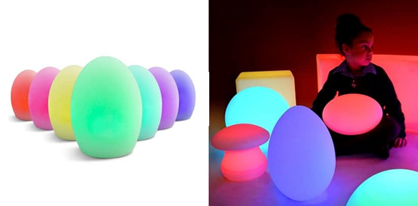Playlearn LED Rechargeable Light Up Furniture