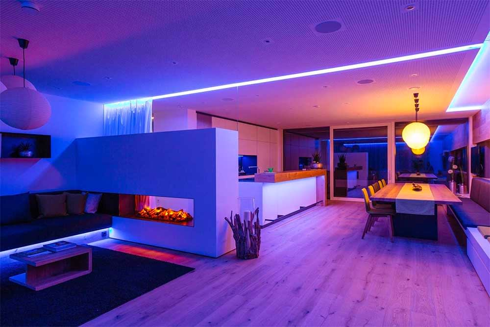 Colorful Mood Lighting Tips
