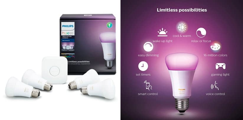 Philips Hue Ambiance LED Smart Light Review