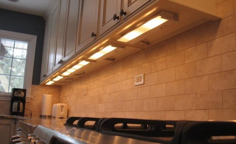 Main Types Of Under Cabinet Lighting