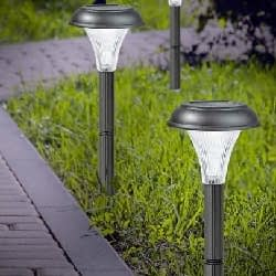 Best Solar Path Lights Lighting For Walkways Landscapes Drives