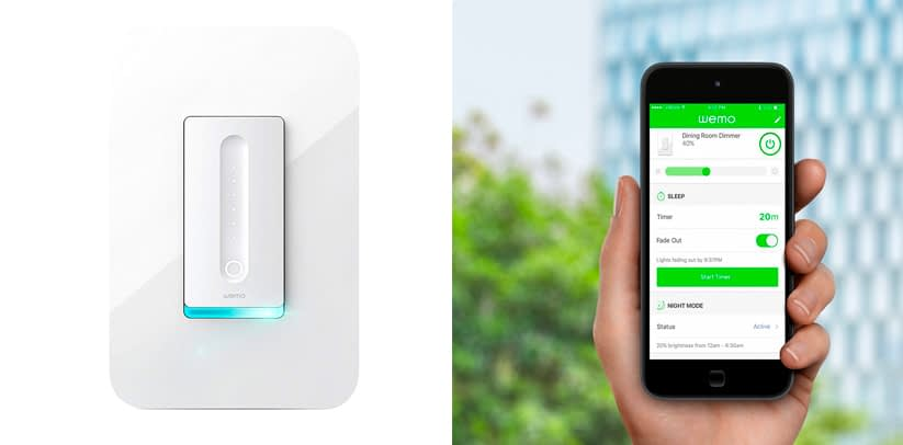 Wemo Smart Dimmer Switch Review