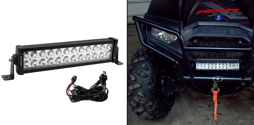 LED Light Bar YITAMOTOR